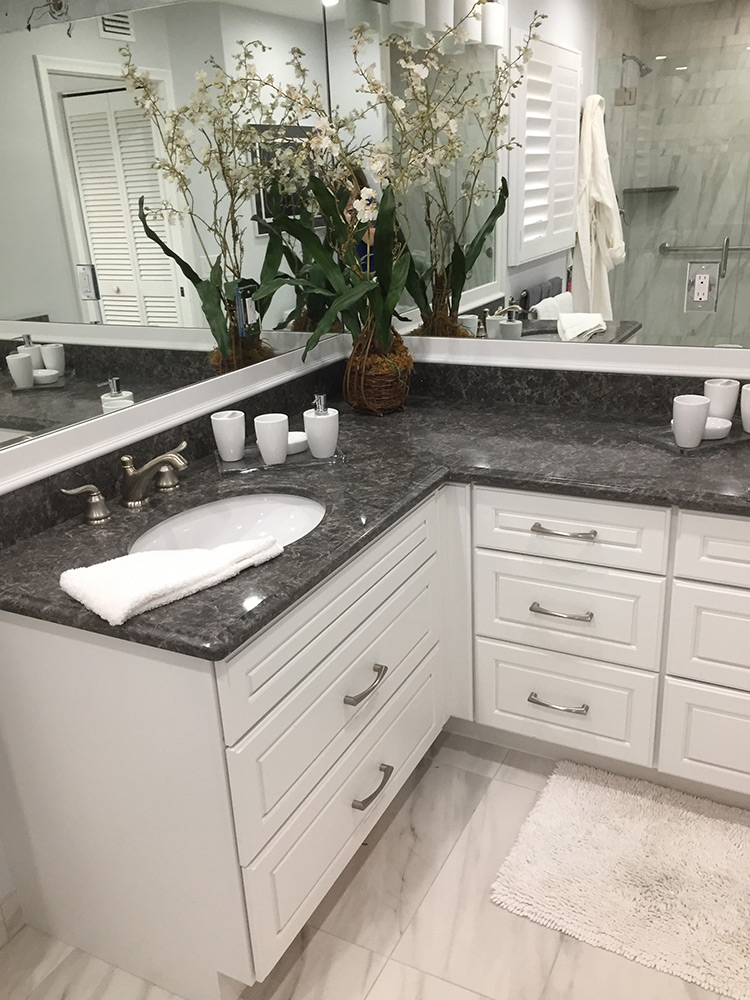 Master Bathroom Remodel Boca Raton, FL - Kitchen & Bath ...